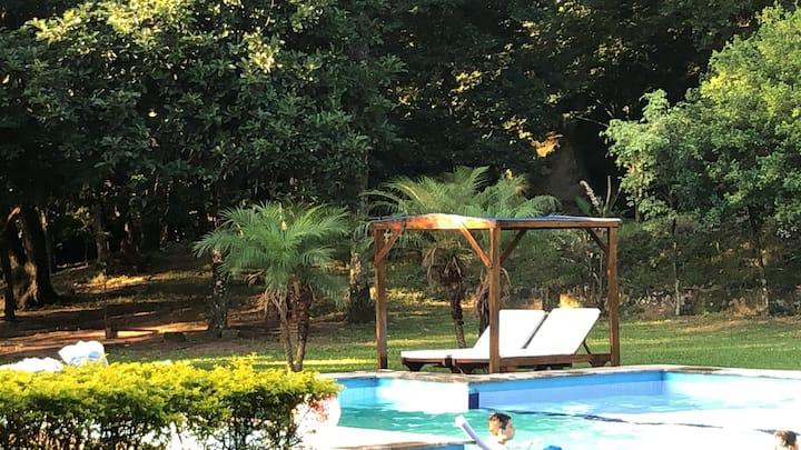 Quinta tropicana paraguari