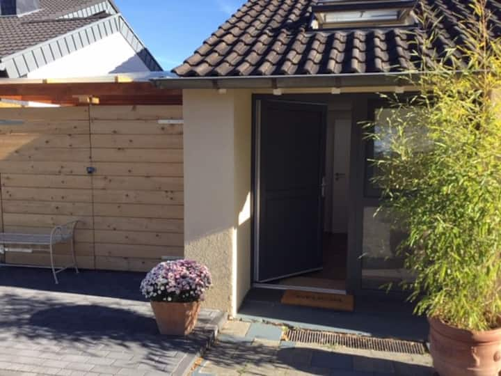 tiny house-kleiner Raum, große Freiheit -Aachen