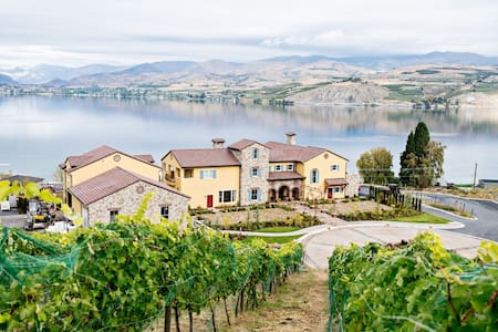 The Villa at Siren Song Vineyard Estate and Winery - Chelan - Appartement
