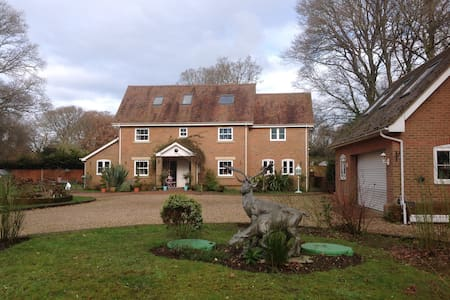 Crane House - Verwood - Hus