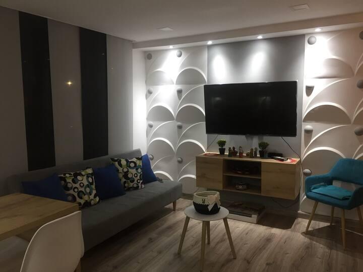 Apartamento Nuevo y Moderno