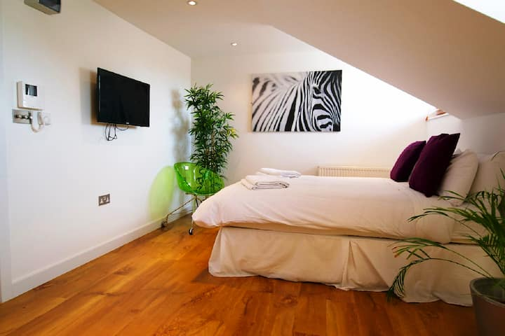 Studio Byng Place - central London <3