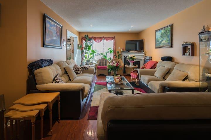 Comfortable Modern Home