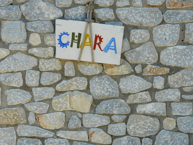 Chara On The Beach - Skoutari - Kondominium