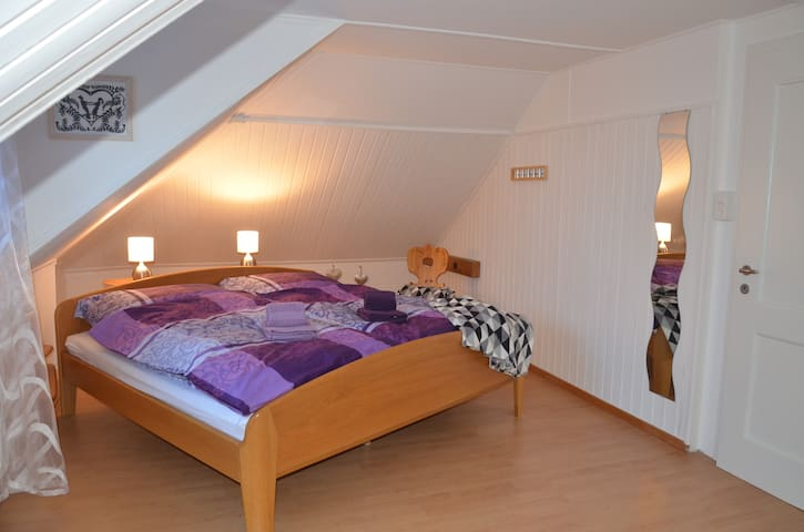Homely home roof apartment - Interlaken - Apartamento
