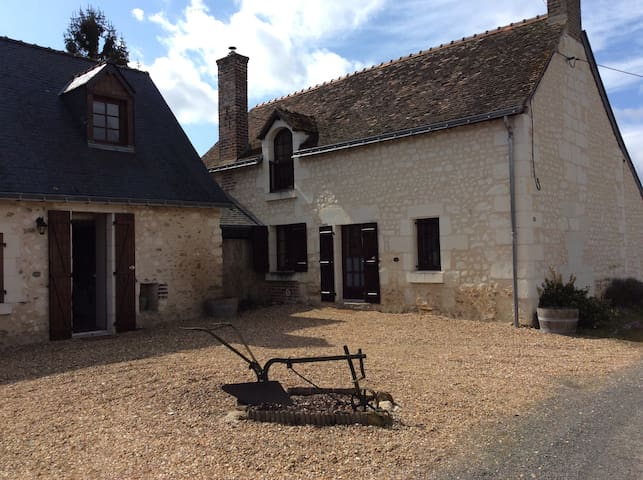 Luxury Gite close to vineyards - Vaas - Talo