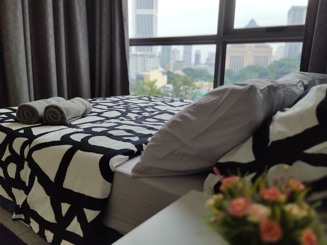 Comfy Suite KLCC Bukit Bintang by Jani's Place