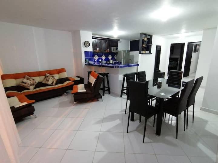 Apartamento amoblado por días. Guatapé-Antioquia