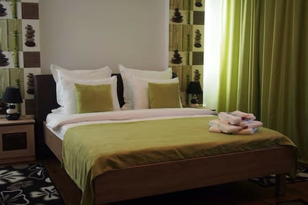Double room with 1 large bed Room nr.5 - Timișoara