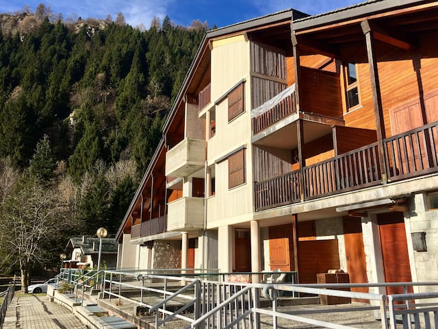 Holiday home in the Alps - Campodolcino - Condominium