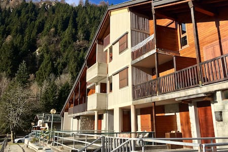 Holiday home in the Alps - Campodolcino