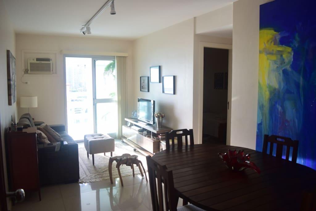 Sala de estar / Living