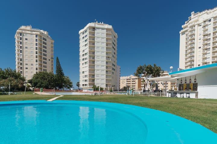 Rosin Orange Apartment, Armaçao de Pera, Algarve