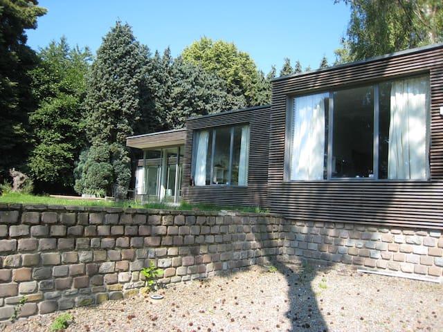Chambre  2 p calme-belle maison, au bord de Liège - Herstal - Dům pro hosty