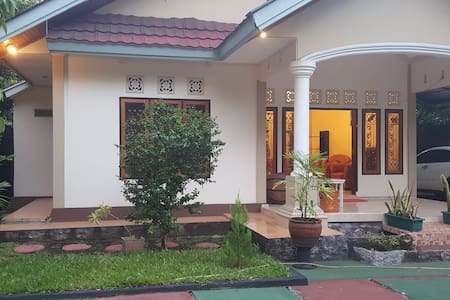 Beautiful residence in Manado city