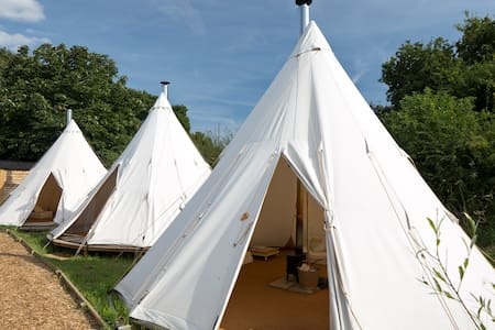 Wild Harvest Tipis and Activities - East Cottingwith