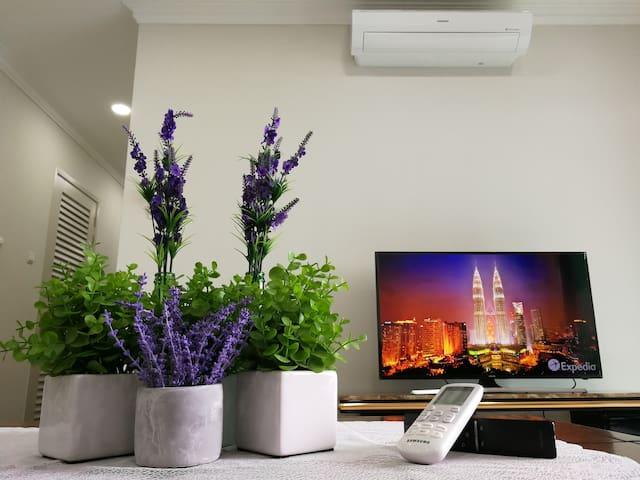 NICE KLCC &KLCity View - 3Rooms Luxury Condo 中文房东