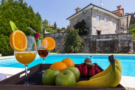 Luxury Douro XVIII century property, with pool