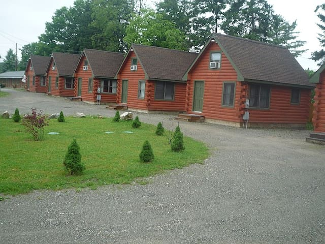 Luxury cabins