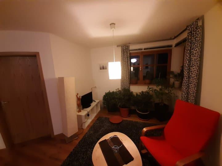 Schicke Souterrain-Wohnung