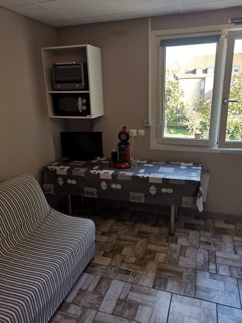 Studio idéalement situé à Colmar -
