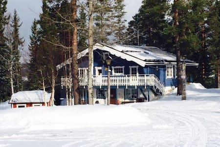 Fjällstuga att hyra i Sälen/Hemfjällstangen - Sälen - Talo