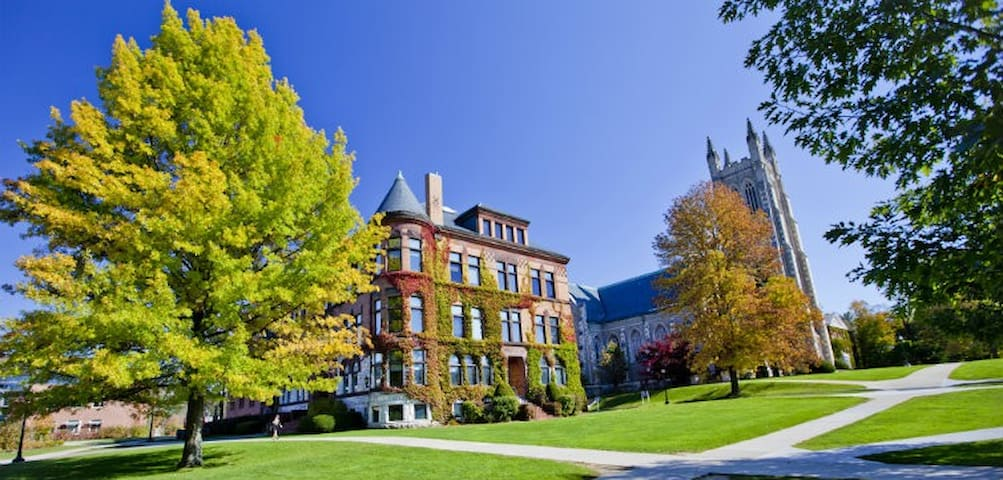 Williams College -10 minute