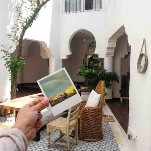 Riad [M] ⁘ ✧ ⁘ Beach Residence
