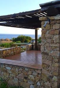 villa con giardino sul mare - Costa Paradiso