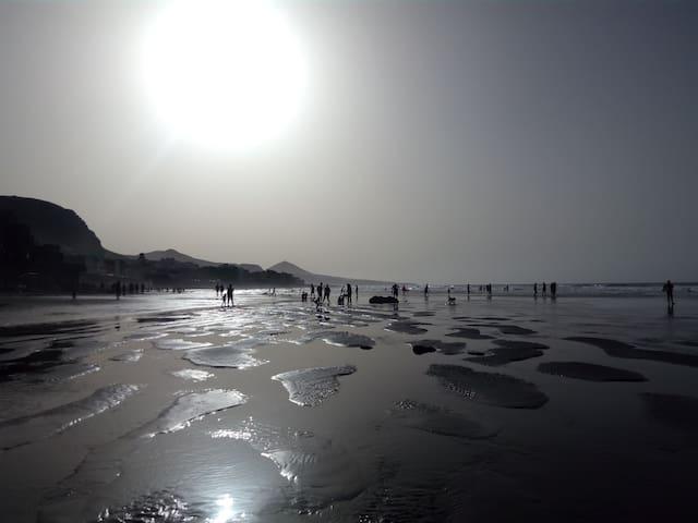 """Los Enanos"" Beach House - San Andrés - Квартира"