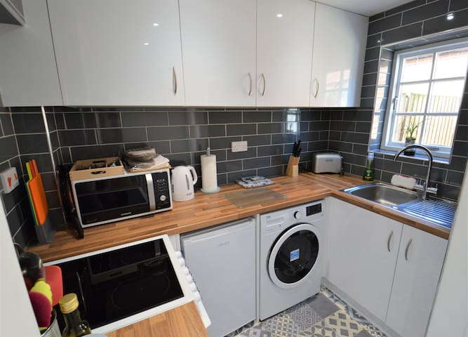 1 bedroomed central North Walsham cottage