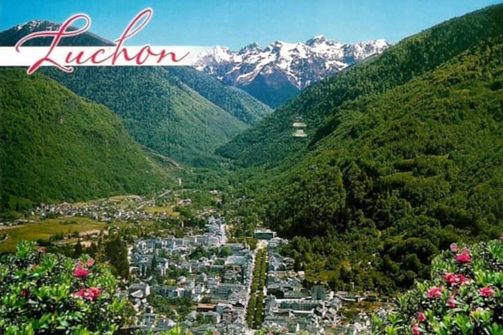 Un havre de paix au coeur de la vallée de Luchon