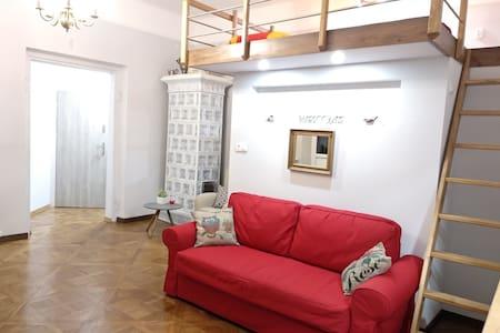 Przytulne mieszkanie obok Rynku / Cozy apartment