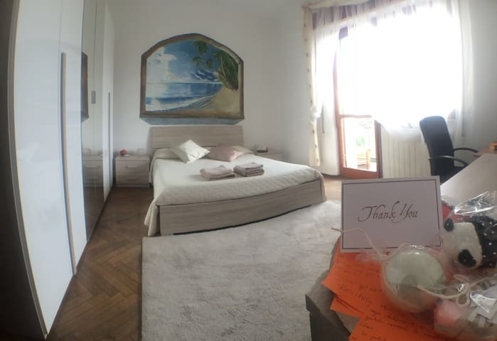 The room of rising sun - Genova - Apartment