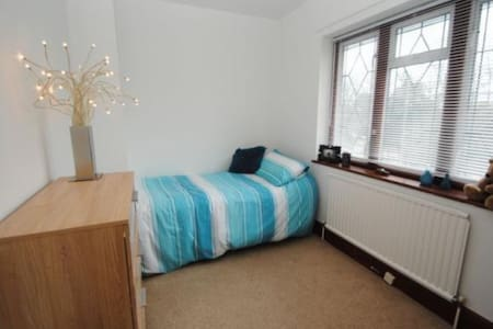Single Room with beautiful view - Southend-on-Sea - Hus