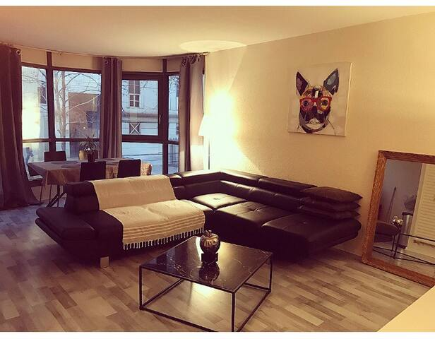 Appartement 58m2 centre montpellier