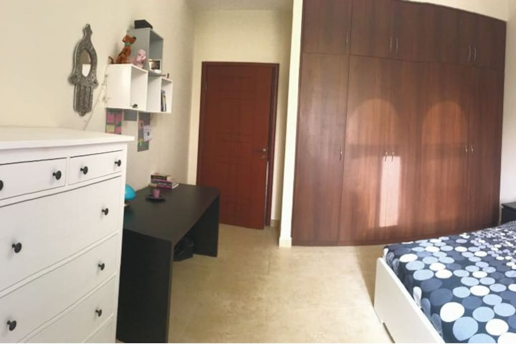 Bedroom ONE Double bed