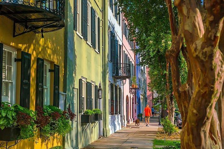 Guidebook for Charleston