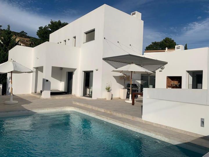 Wunderschönes Haus an der Costa Blanca