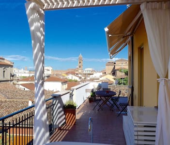 Sunny home with terrace in Italy! - Flat