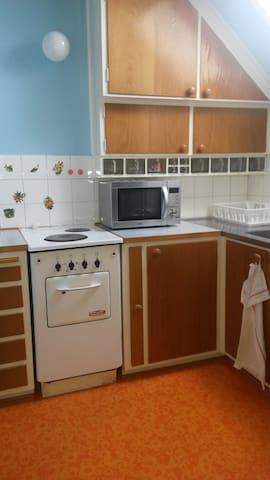 """Egen"" lägenhet i femtiotalsradhus - Simrishamn - Apartment"