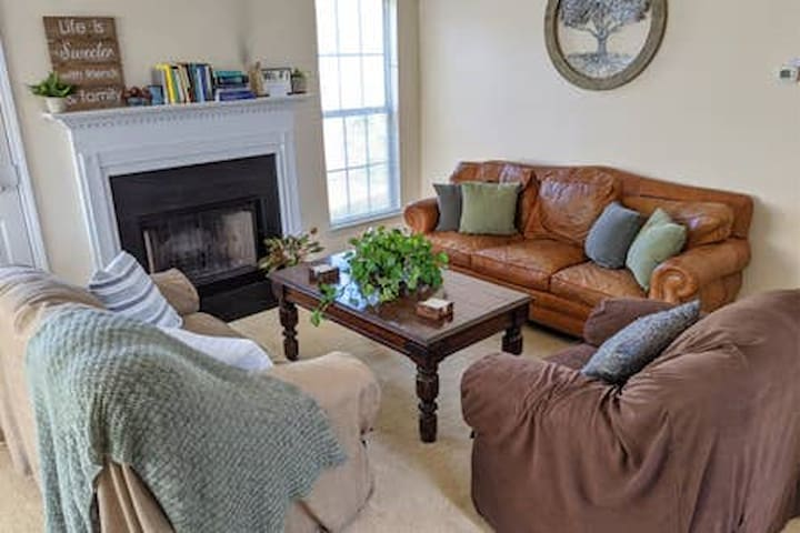 Welcome Home! - Cozy Home near ATL Airport-