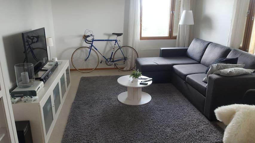 Cosy Apartment in Vantaa