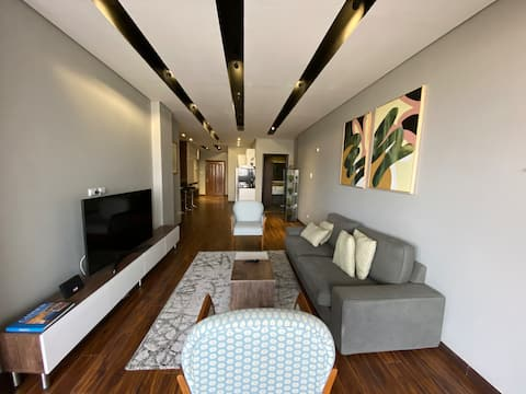 SMART 1-Bedroom- ULTRA MODERN-SERVICED-ZAMALEK