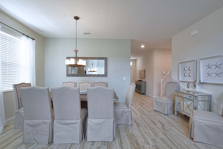 Gorgeous 5 Bedroom Holiday Home - Kings Castle 4833 - Kissimmee - Appartamento