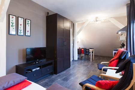 Royal appartement 1 + evt. Wellness - Lakás