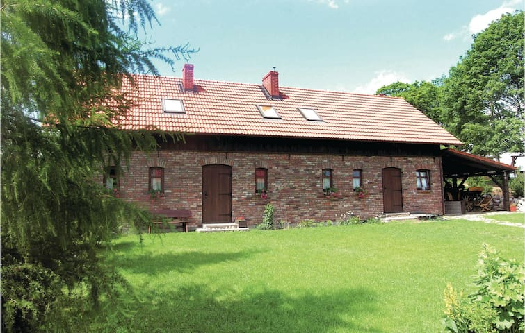 Holiday apartment with 1 bedroom on 36m² in Studzienice