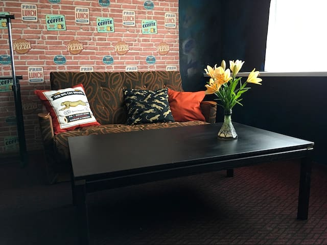 Budget friendly space for students (shared room)
