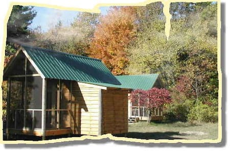 Harbor Country Cabins - Cabin #6 (extended) - Sawyer - Chalet