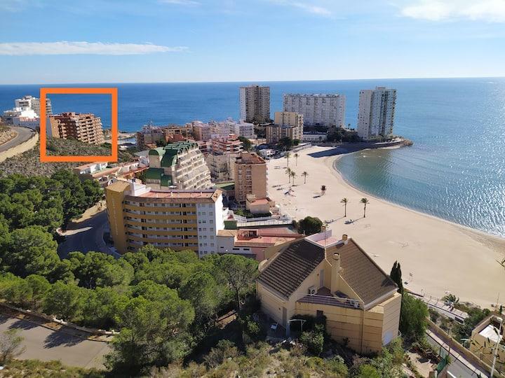 Apartamento junto al mar - Faro de Cullera